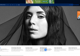 Beautifully (re)Designed: Songza on the Desktop
