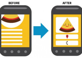 content optimisation for mobile