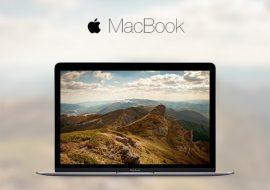 macbook 2015 mockup