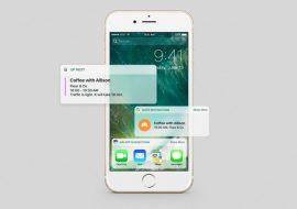 iOS 10 Template