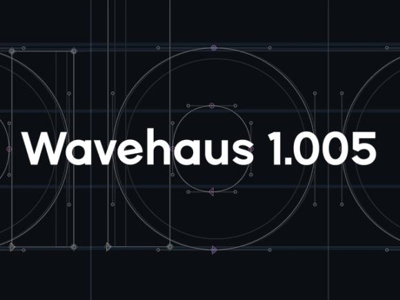 wavehaus font