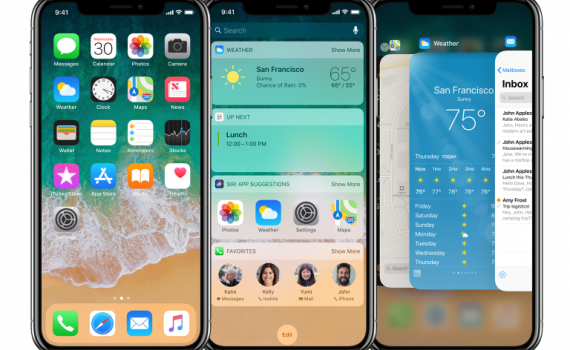 8 Ways the iPhone X UI Changes Mobile Design