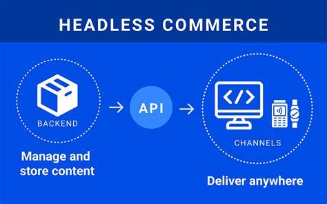 headless ecommerce
