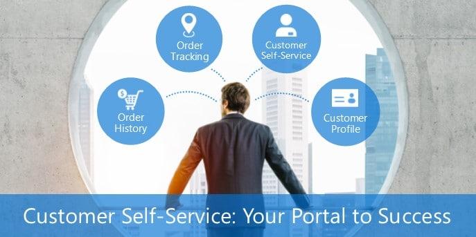 self serve portal